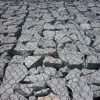 河堤雷诺护垫
